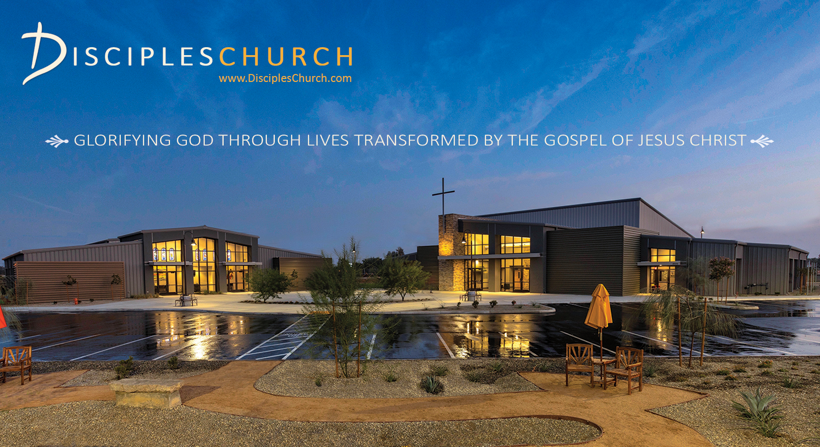 Disciples Church New Campus 2018