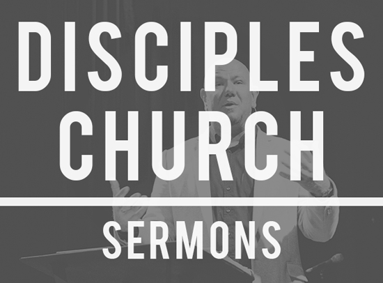 Disciples Church Podcast Ad